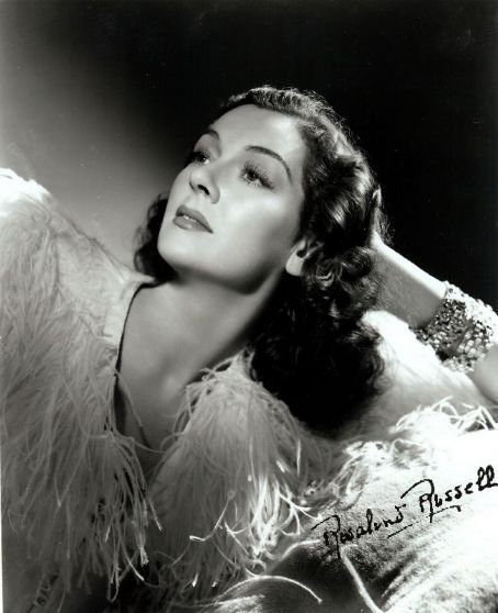 160: ROSALIND RUSSELL: MY AUNTIE ROZ 2250